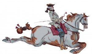 Le chic à cheval